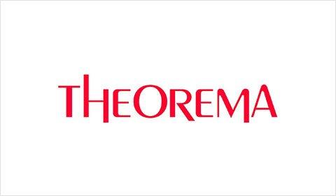 Логотип торговой компании THEORAMA ™: iniksite.ru/portfolio/tag/Логотип