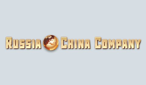 "Верстка сайта ""Russia China Company"""